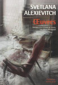 Œuvres -Svetlana-Alexievitch