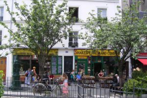 Shakespeare-and-Company-Librairie