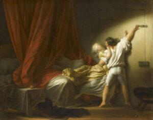Fragonard Jean-HonorÈ (1732-1806). Paris, musÈe du Louvre. RF1974-2.