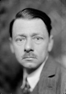 Bernard Grasset (1881-1955), le fondateur de la maison d'édition. Henri Martinie / Roger-Viollet